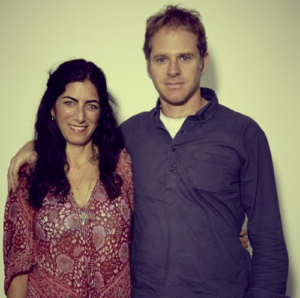 Artists & Fleas Amy Abrams and Ronen Gilmer