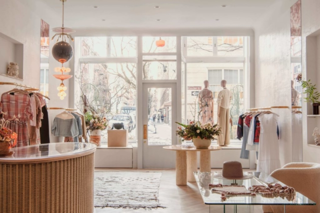 Ulla Johnson, The Shopkeepers Guide to the East Village