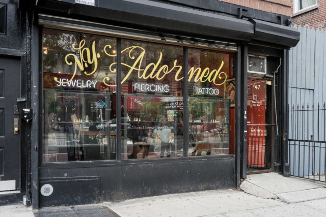 Going Places: The Shopkeepers Guide to the East Village