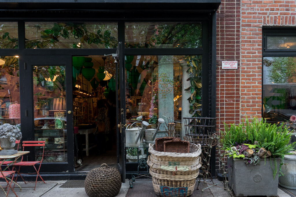 John Derian, The Shopkeepers Guide to the East Village