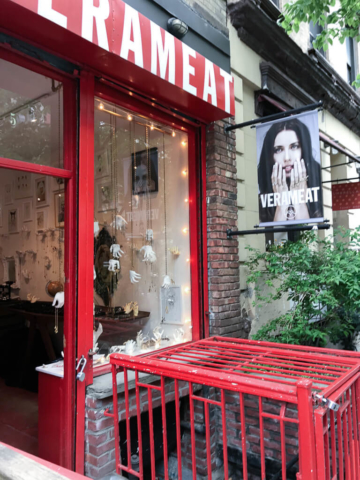 Verameat, The Shopkeepers Guide to the East Village