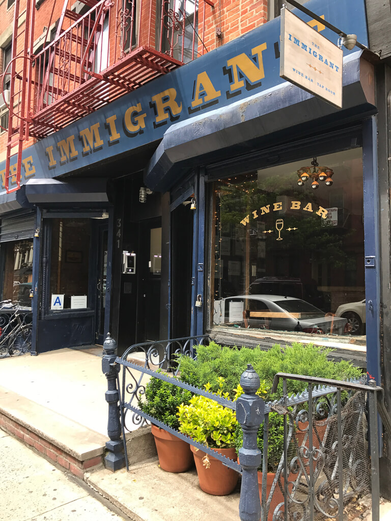 The Immigrant, The Shopkeepers Guide to the East Village