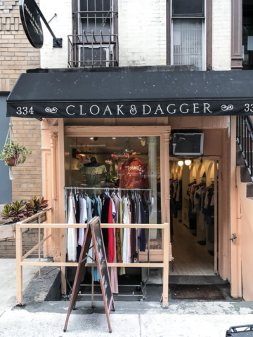 Cloak & Dagger, The Shopkeepers Guide to the East Village