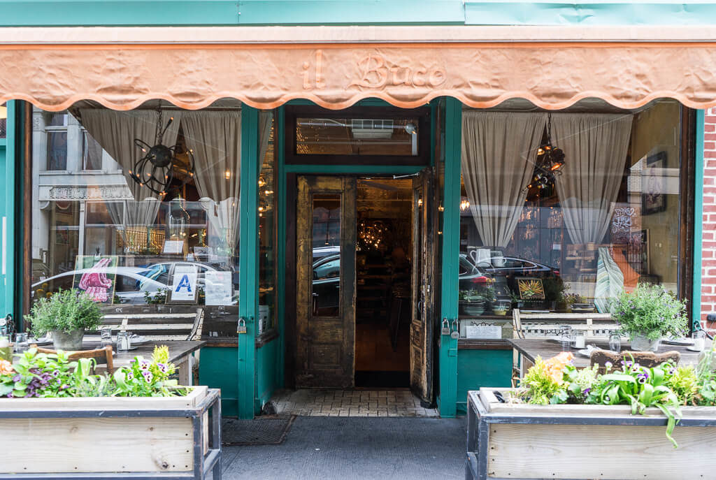 Il Buco, The Shopkeepers Guide to the East Village