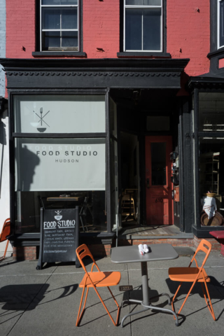 Food Studio, The Shopkeepers Guide to Hudson