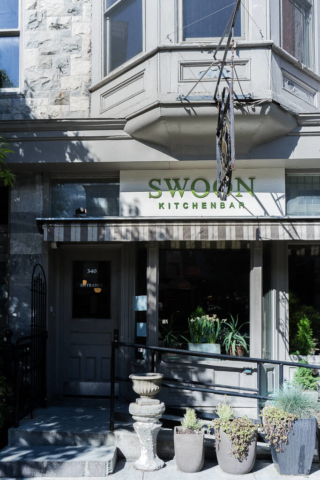 Swoon Kitchenbar, The Shopkeepers Guide to Hudson