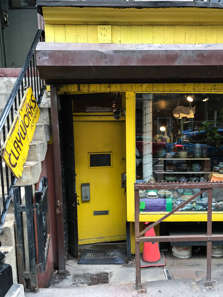 Clayworks, The Shopkeepers Guide to The East Village