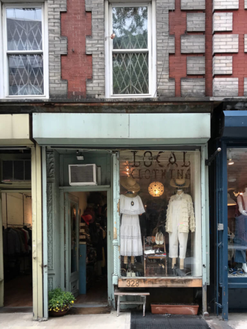 Local Clothing, The Shopkeepers Guide to the East Village