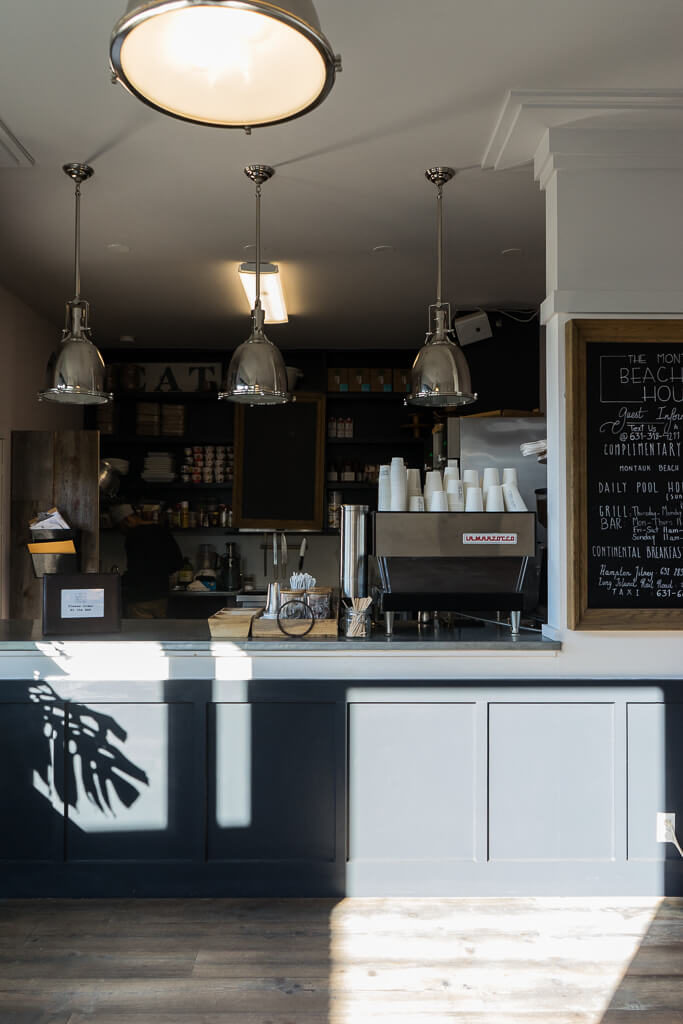The Coffee Shop at The Montauk Beach House