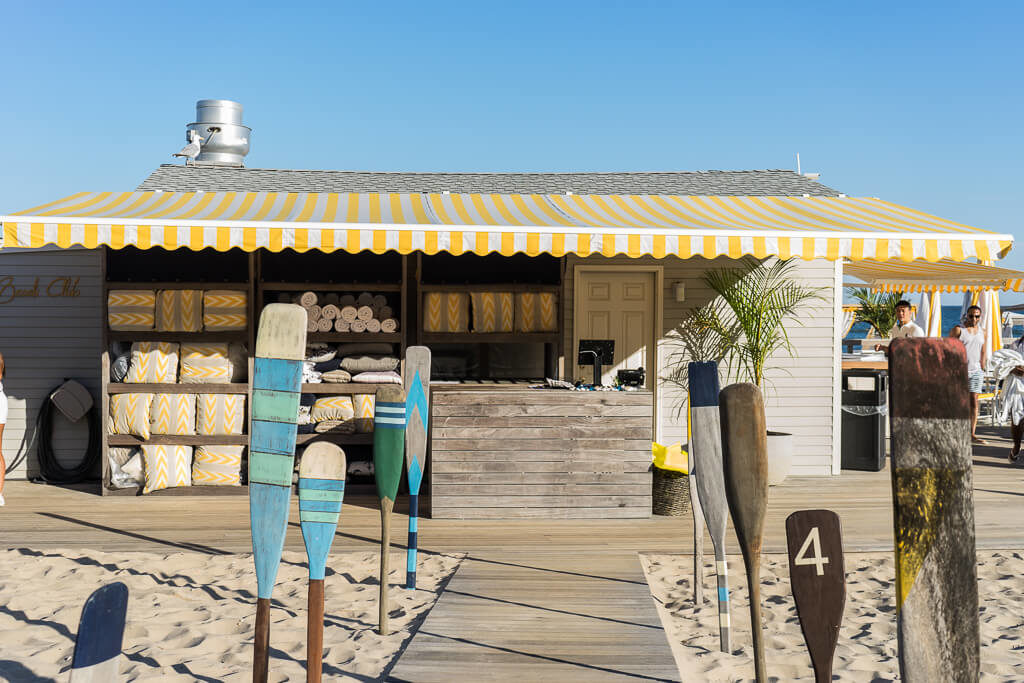 Gurney's Beach Club, Montauk