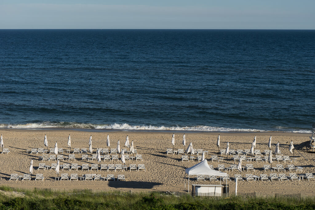 The Beach at Gurney's, Montauk