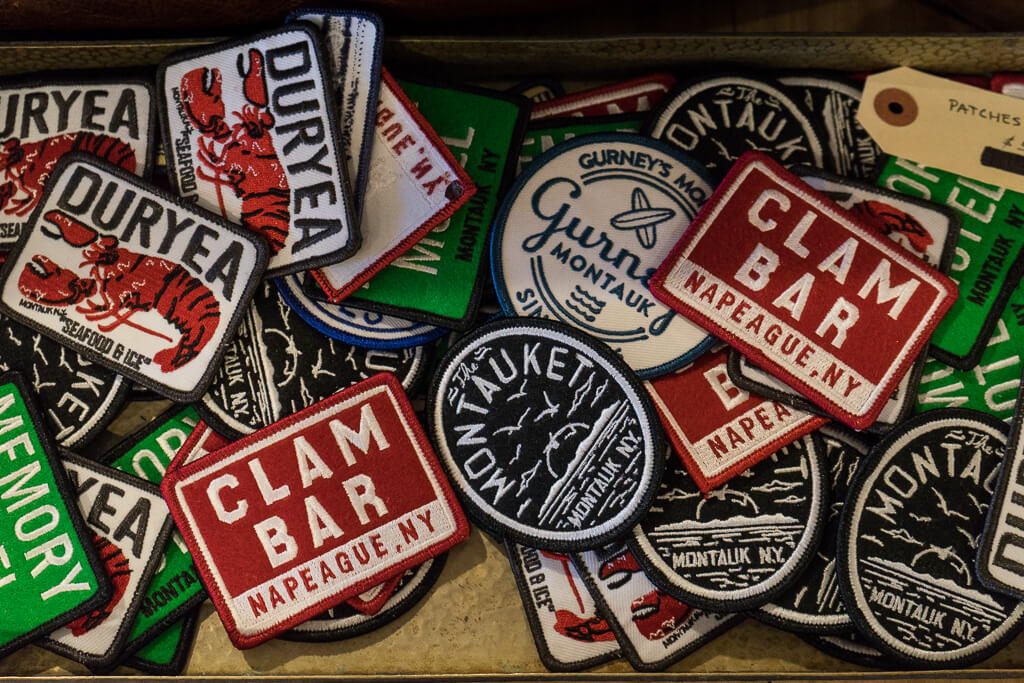 Montauk Mainstay Patches