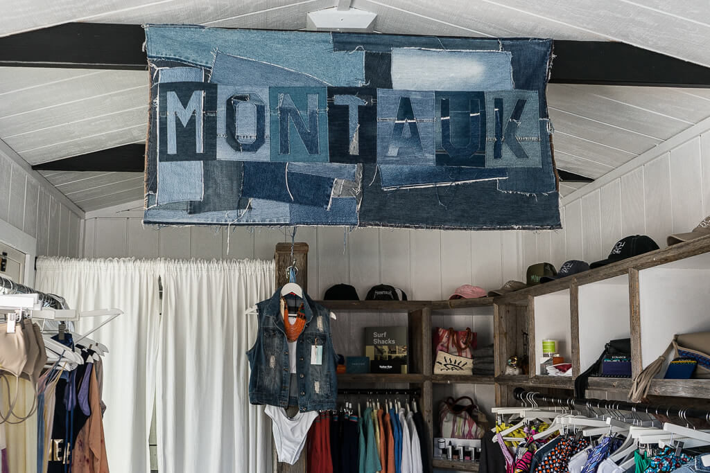 The Shop at The Montauk Beach House, Montauk
