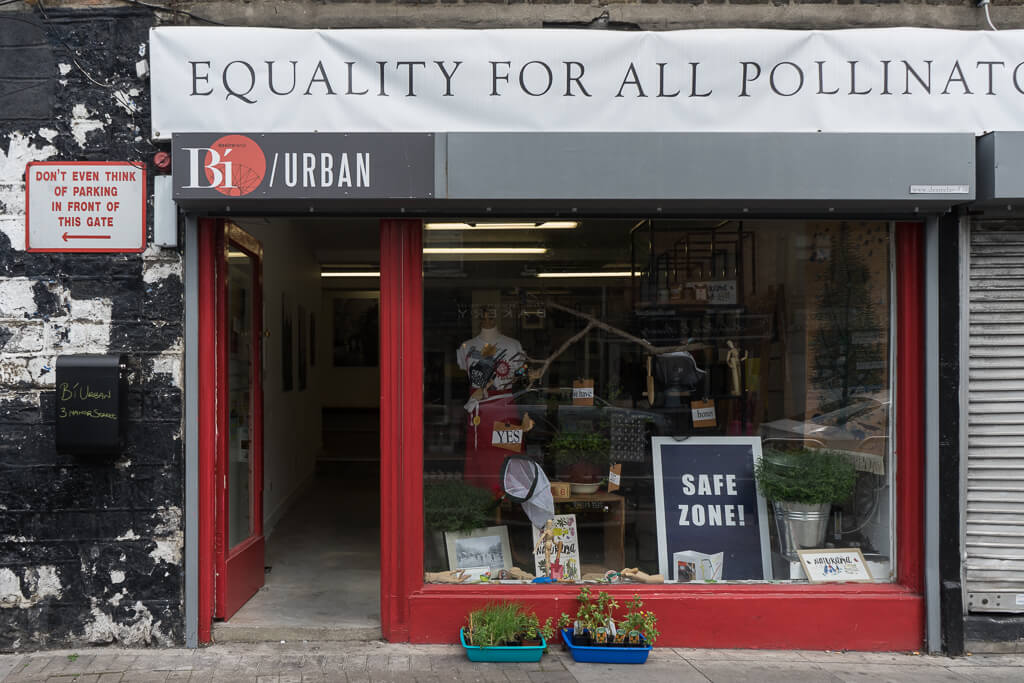 Bi Urban, The Shopkeeper's Going Places Guide to Smithfield & Stoneybatter, Dublin.
