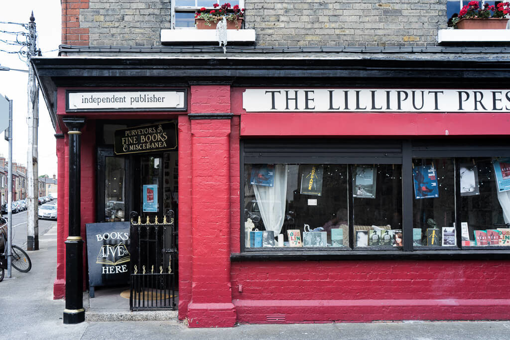 The Shopkeepers Going Places Guide to Smithfield & Stoneybatter, Dublin