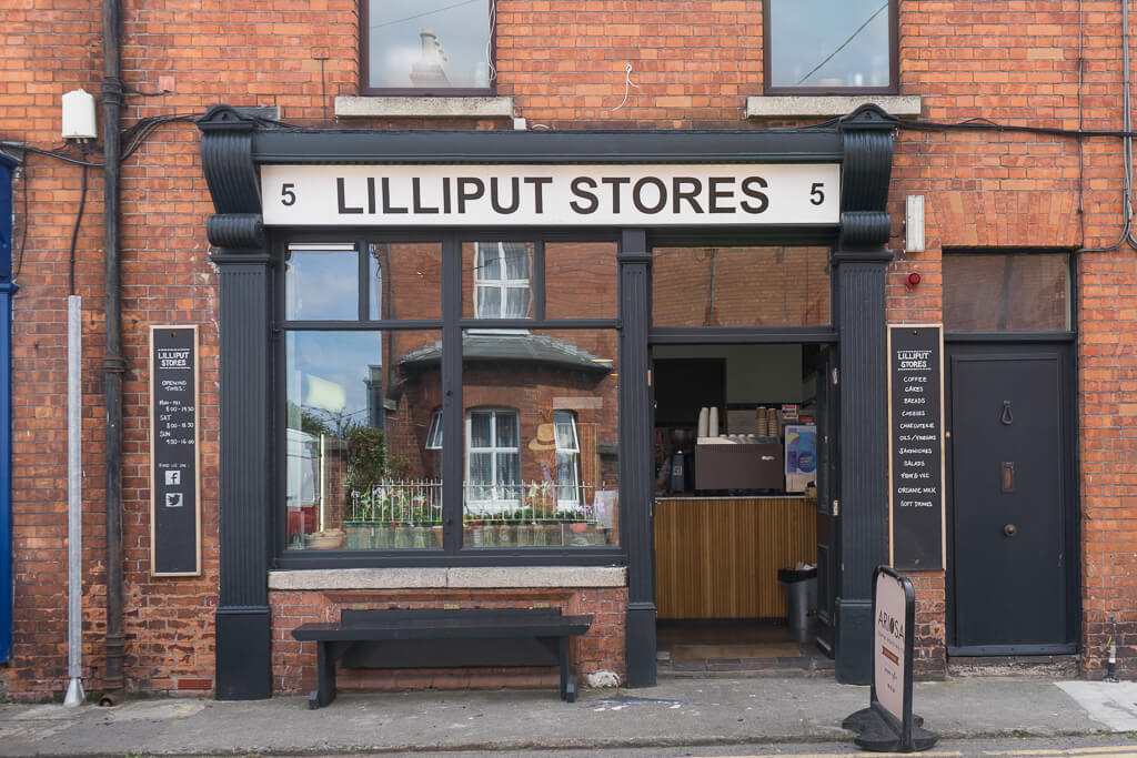 Lilliput Stores, The Shopkeeper's Going Places Guide to Smithfield & Stoneybatter.