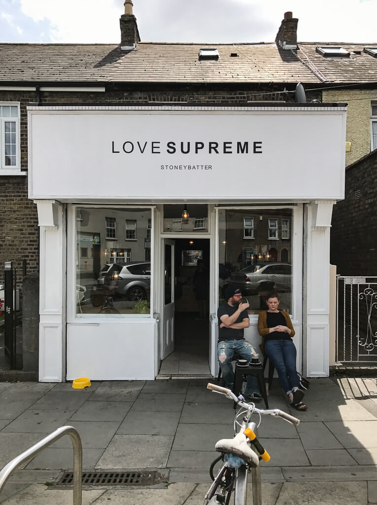 Love Supreme, The Shopkeeper's Going Places Guide to Smithfield & Stoneybatter
