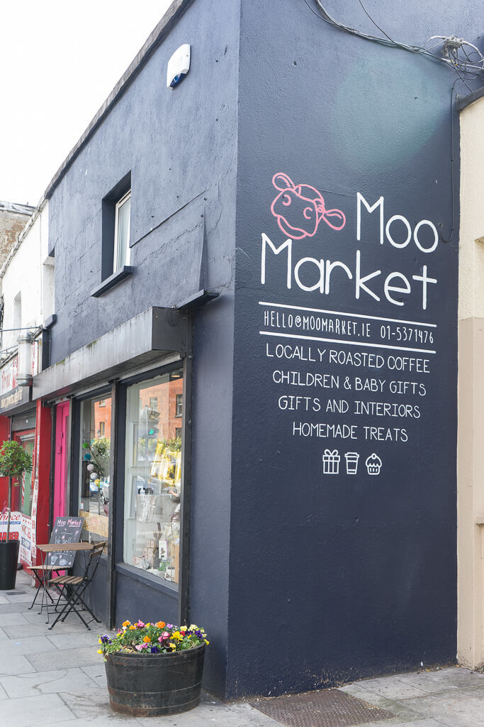 Moo Market, The Shopkeeper's Going Places Guide to Smithfield & Stoneybatter, Dublin