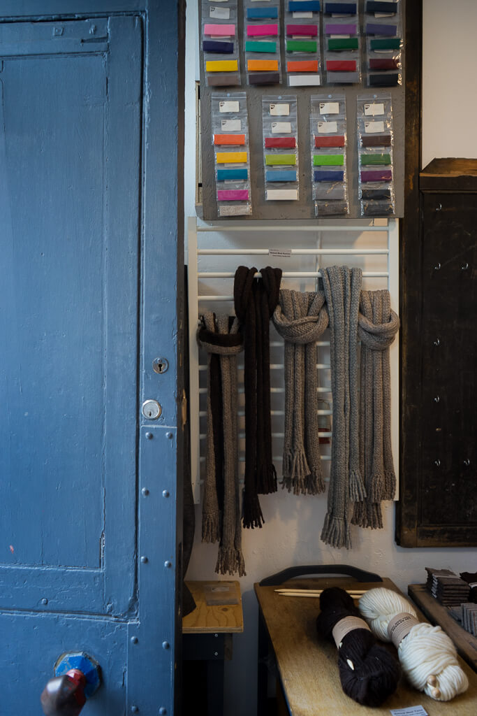 The Wool Felt Shop, The Shopkeeper's Going Places Guide to Smithfield & Stoneybatter, Dublin.