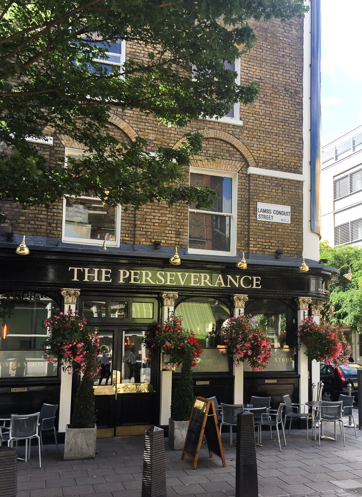 The Shopkeeper's Going Places Guide to Bloomsbury