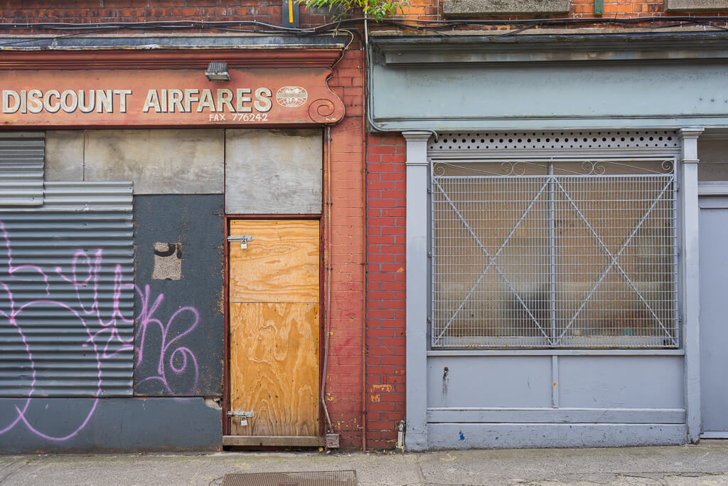 The Shopkeepers Going Places Guide to Smithfield & Stoneybatter, Dublin.