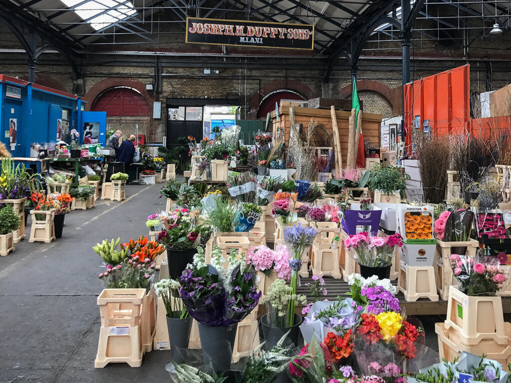 Victorian Fruit & Vegetable Market, Smithfield, Dublin
