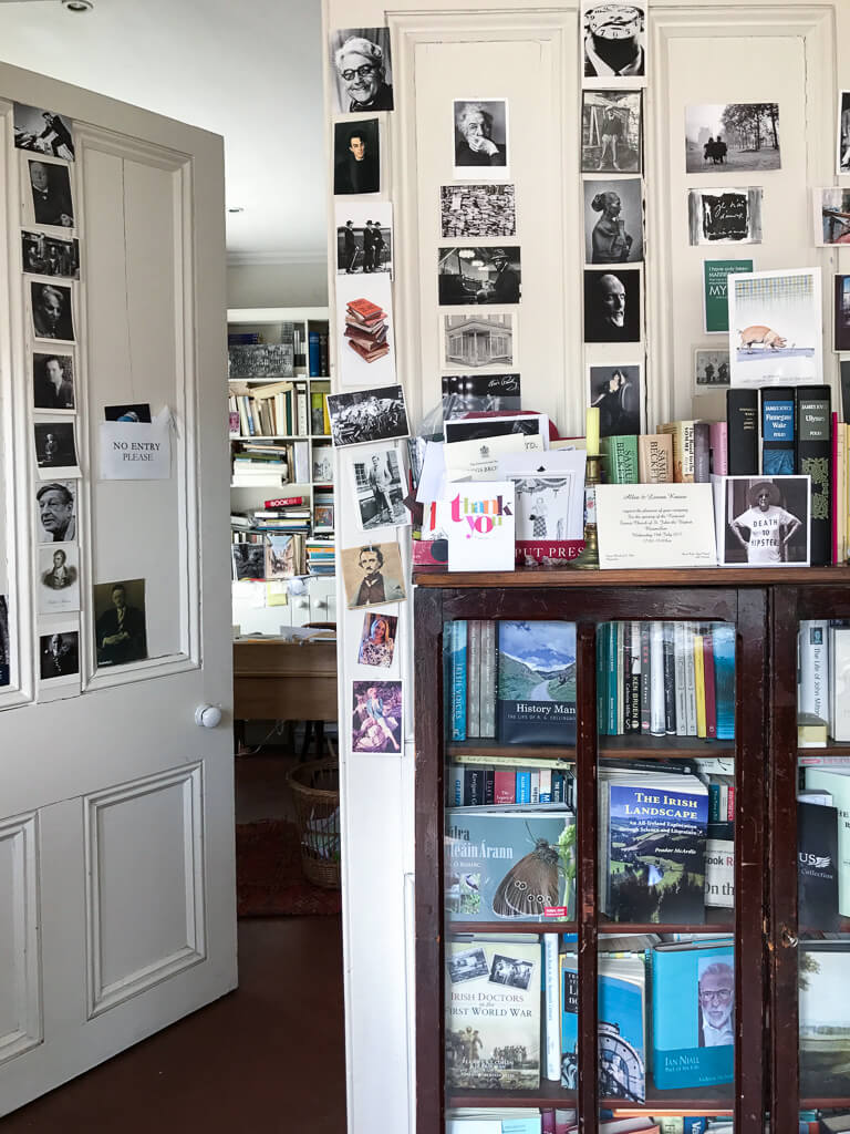 The Lilliput Press, The Shopkeeper's Going Places Guide to Smithfield & Stoneybatter, Dublin.