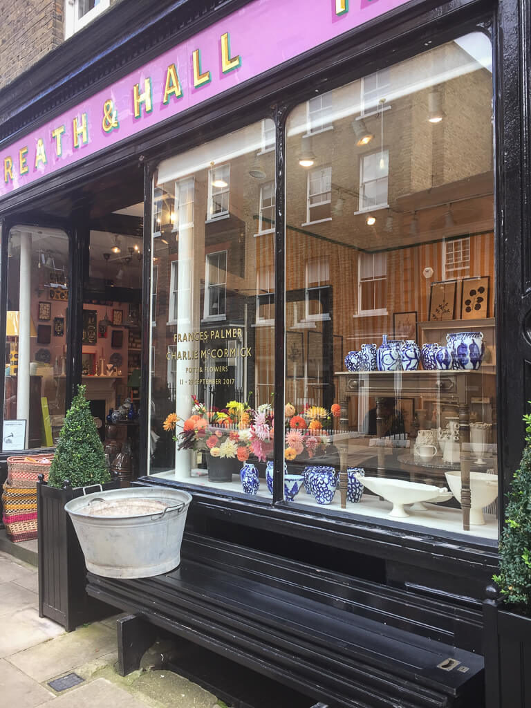 Pentreath & Hall, the Shopkeeper's Going Places Guide to Bloomsbury, London