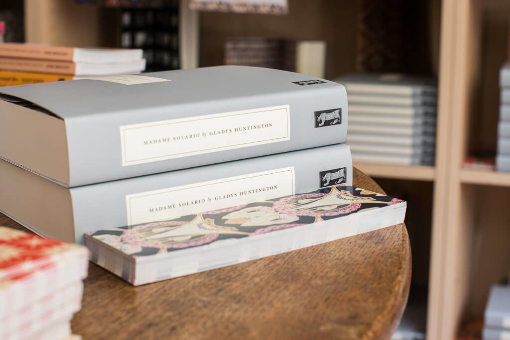 Persephone Books, The Shopkeeper's Going Places Guide to Bloomsbury, London