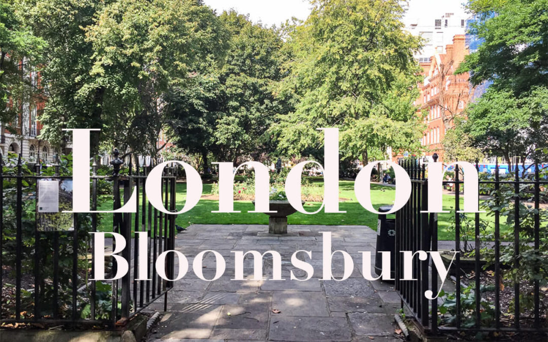The Shopkeepers Going Places: Bloomsbury, London
