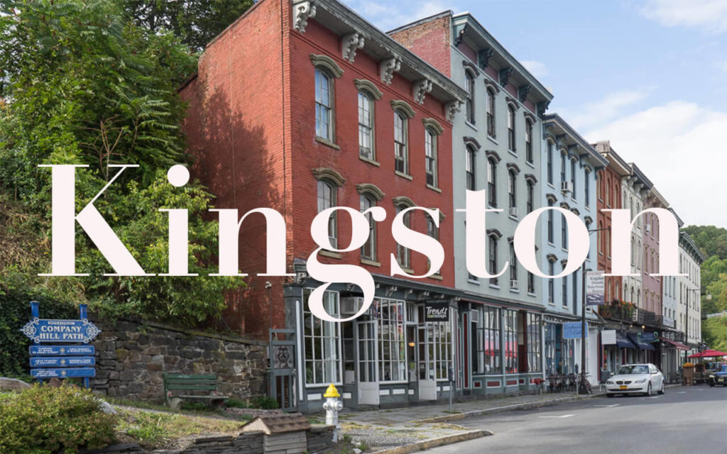 The Shopkeepers Going Places: Kingston