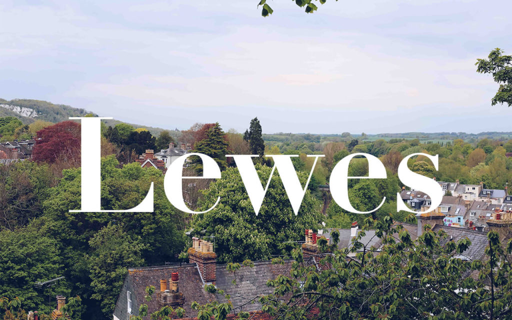 The Shopkeepers Going Places: Lewes
