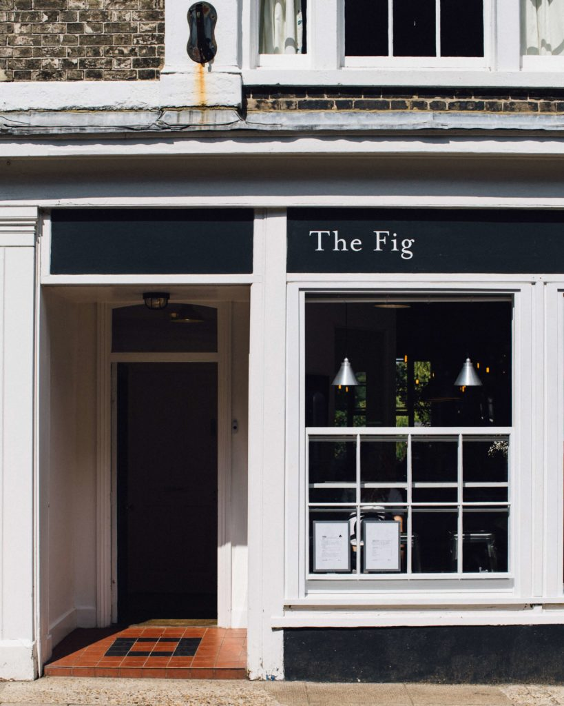 The Fig, Rye