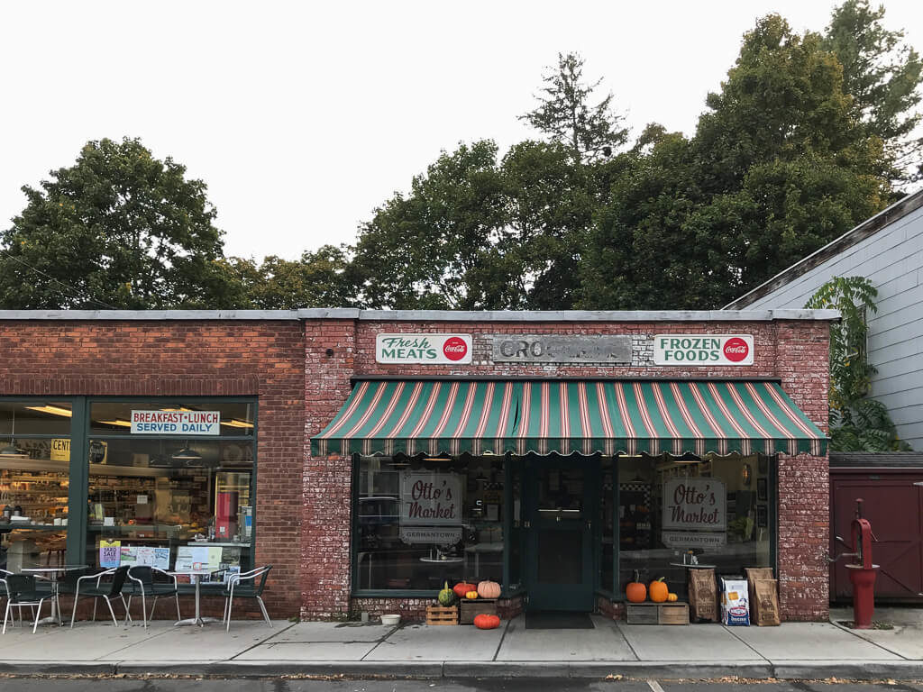 Otto's Market, The Shopkeepers Going Places Guide to Germantown