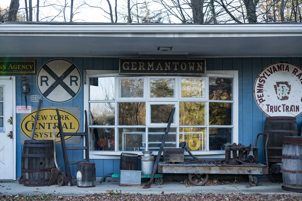 The Shopkeepers Going Places guide to Germantown