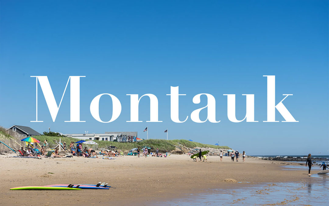 The Shopkeepers Going Places: Montauk
