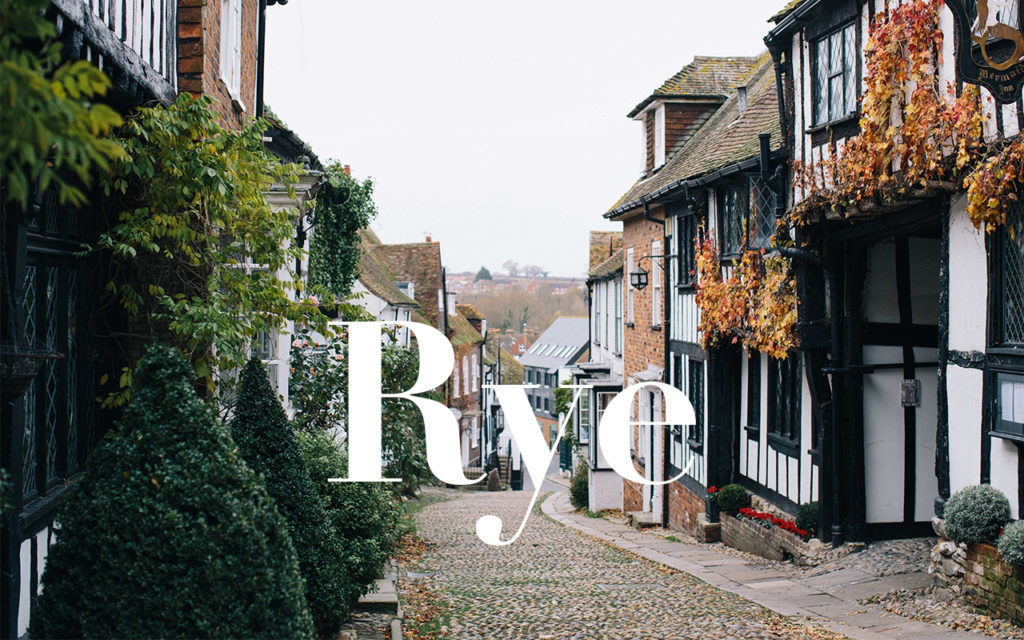 The Shopkeepers Going Places guide to Rye