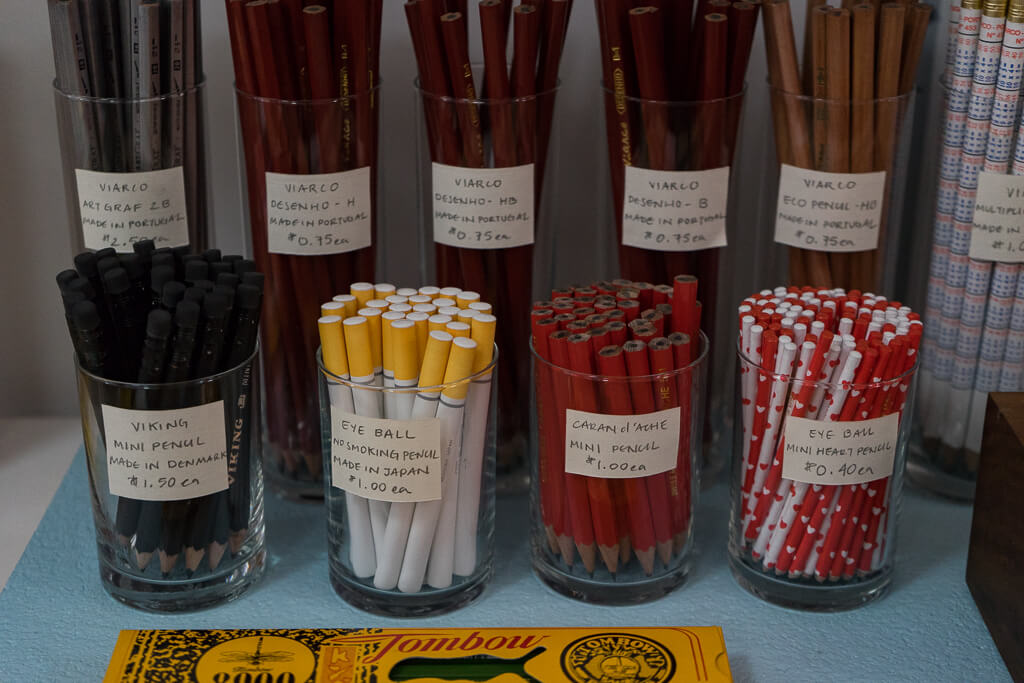 CW Pencil Enterprise, Lower East Side NYC