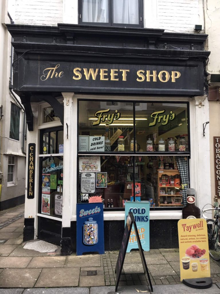 The Sweet Shop, Hastings, UK