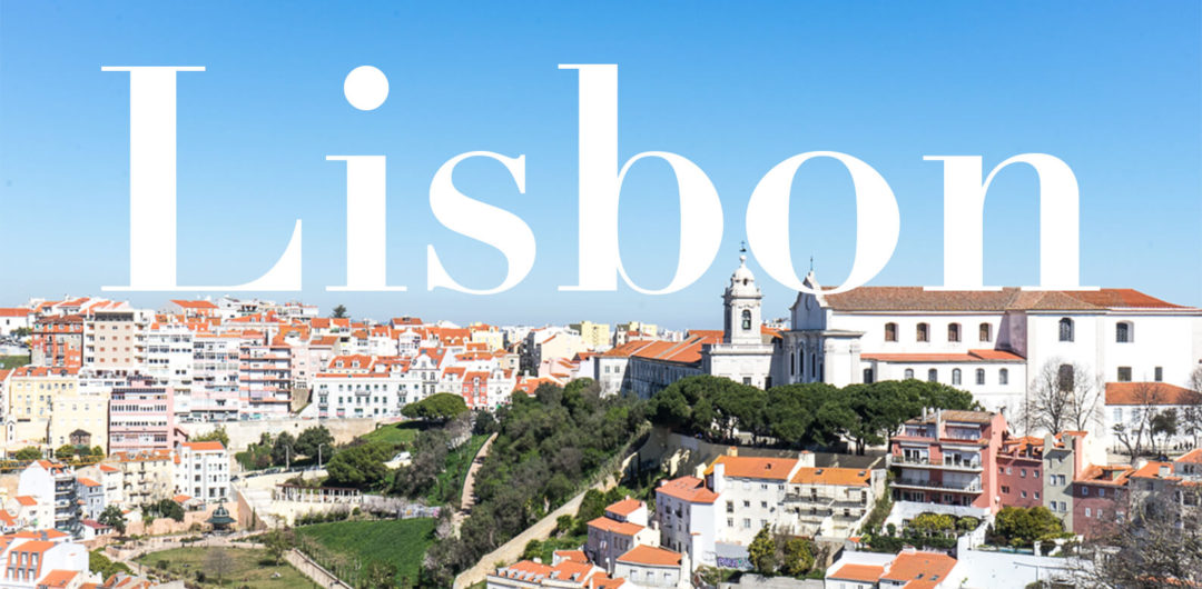 Going Places: The Shopkeepers Guide to Lisbon