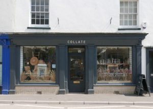 Collate, Axminster