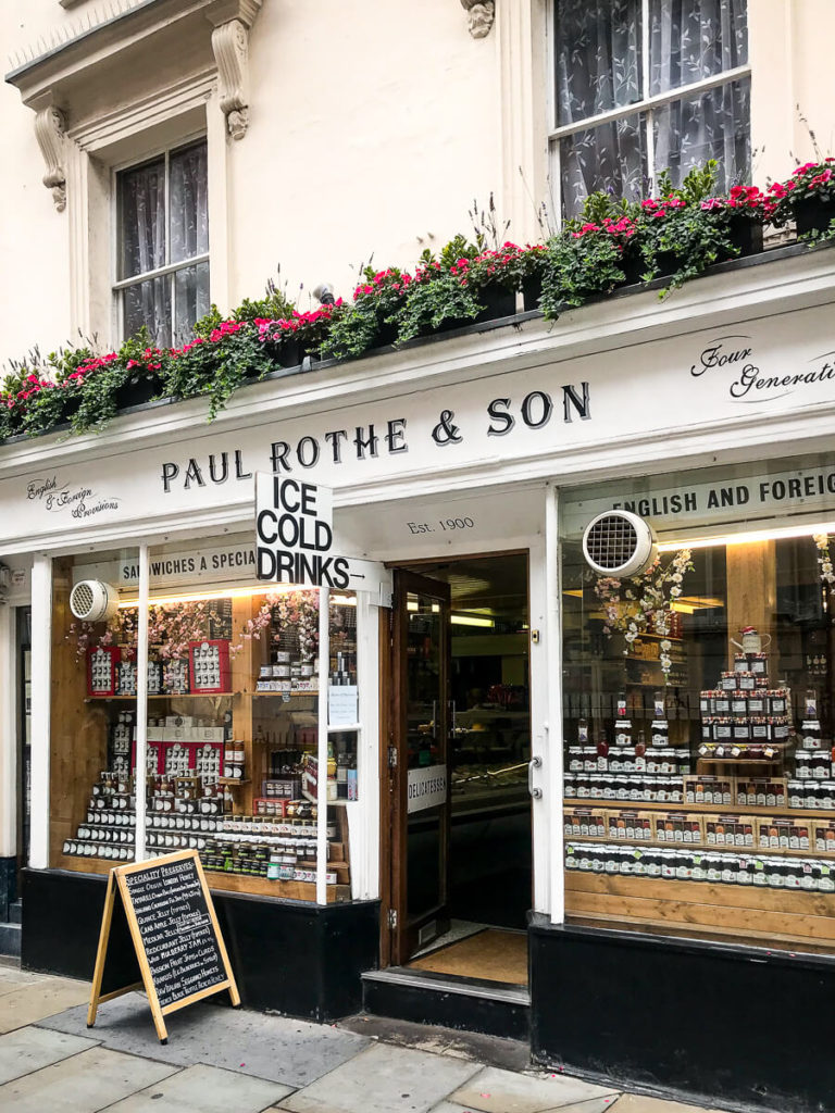 Paul Rothe & Son, The Shopkeepers Going Places guide to Marylebone