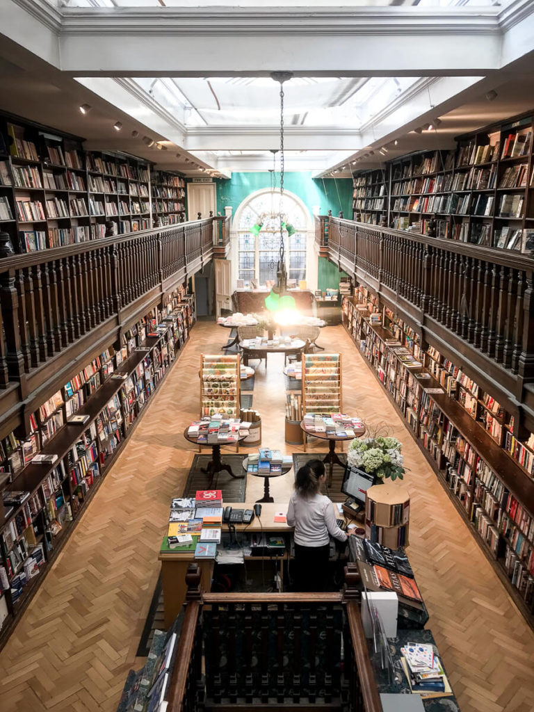 Daunt Books, The Shopkeepers Going Places guide to Marylebone, London.