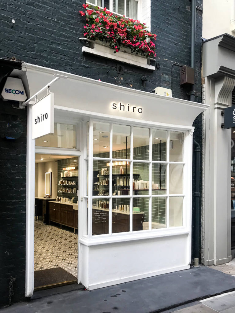 Shiro, The Shopkeepers Going Places guide to Marylebone, London.