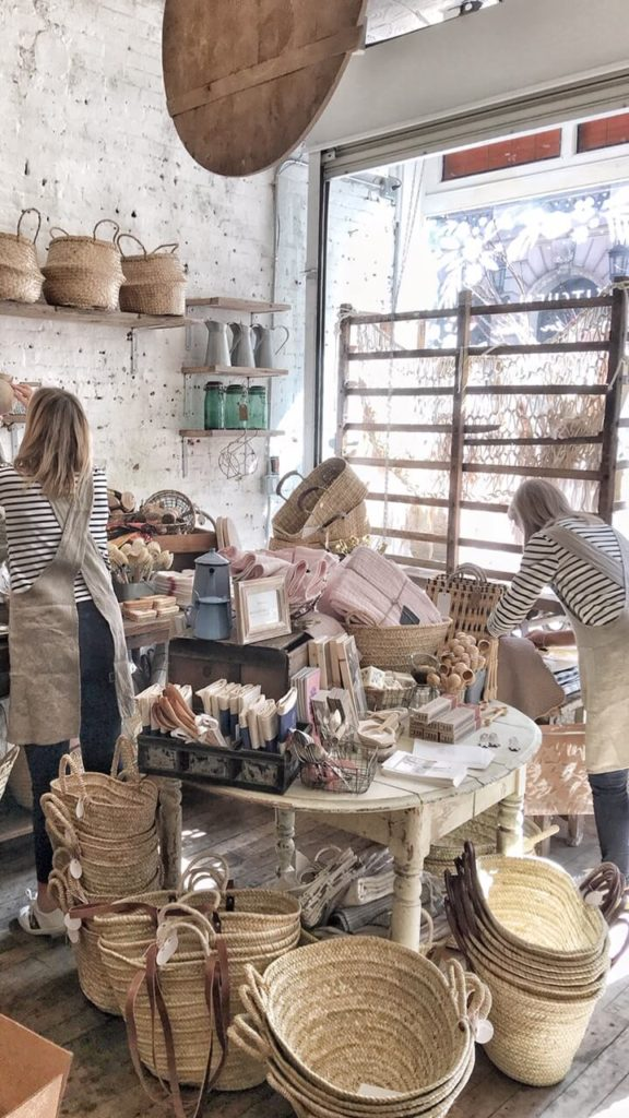 Vivi et Margot pop-up at Marche Maman