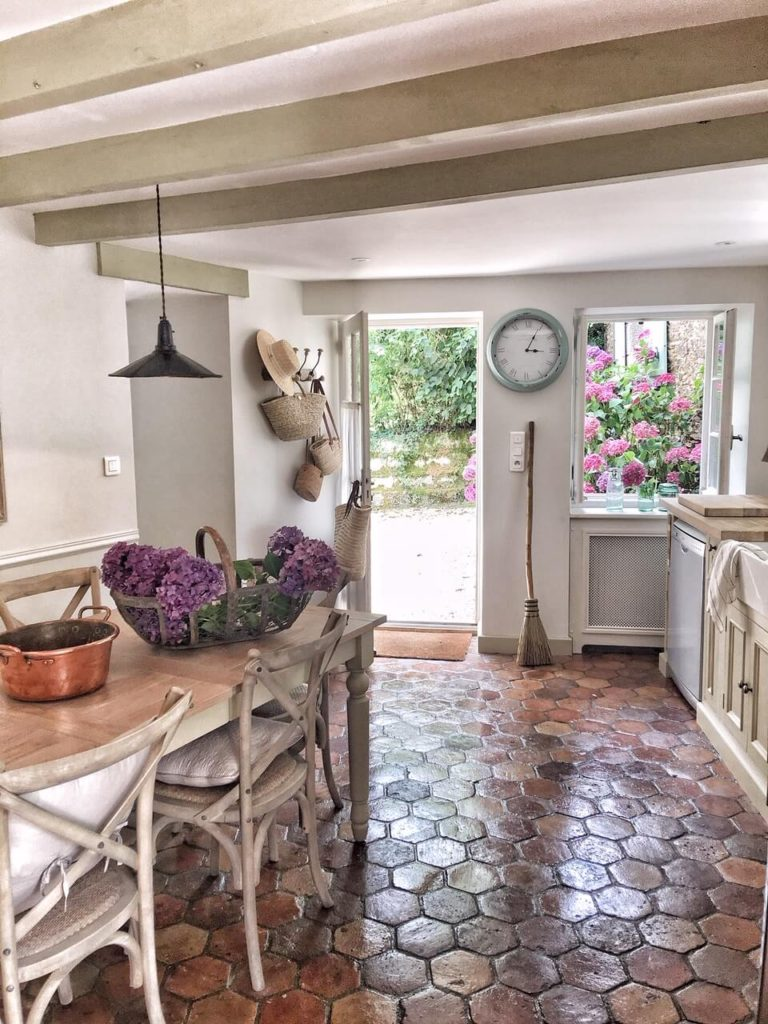 At home in the Charente with Vivi et Margot founder Charlotte Reiss