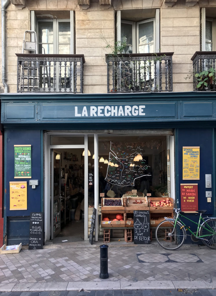 Le Recharge, Going Places Bordeaux shops