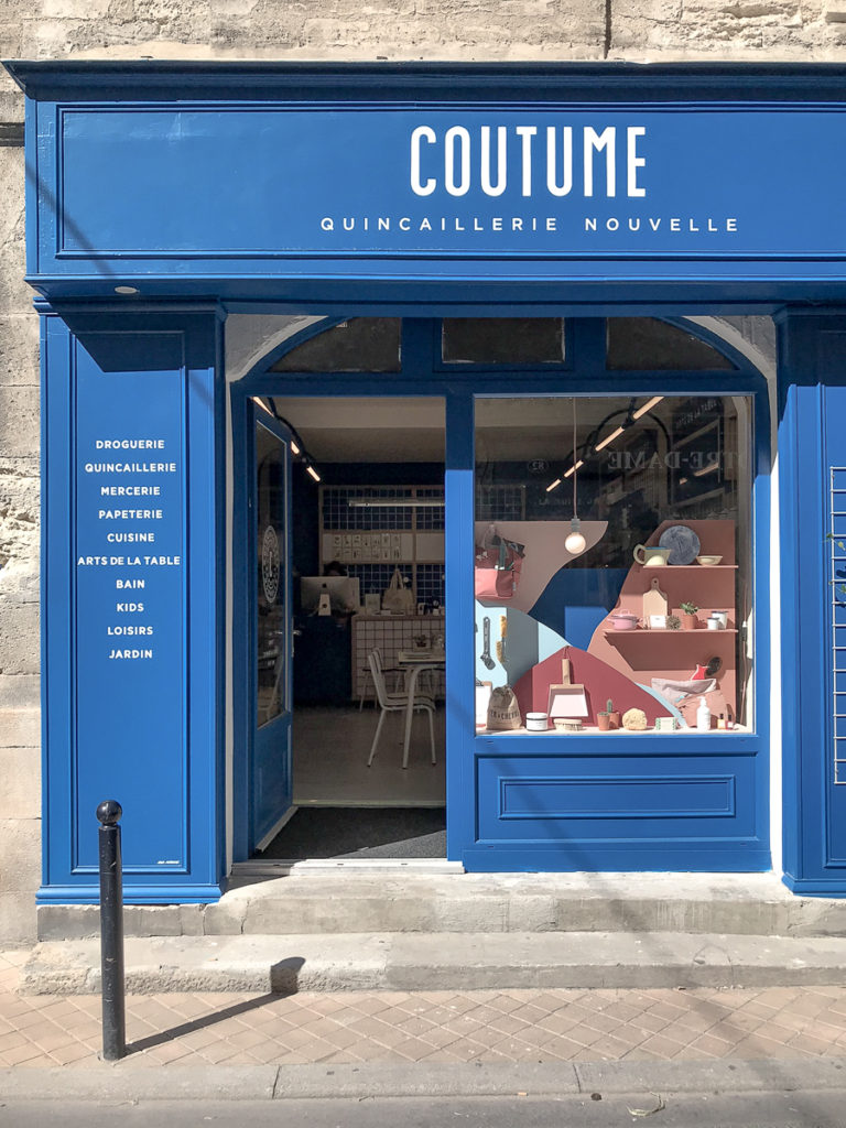Coutume, Going Places Bordeaux