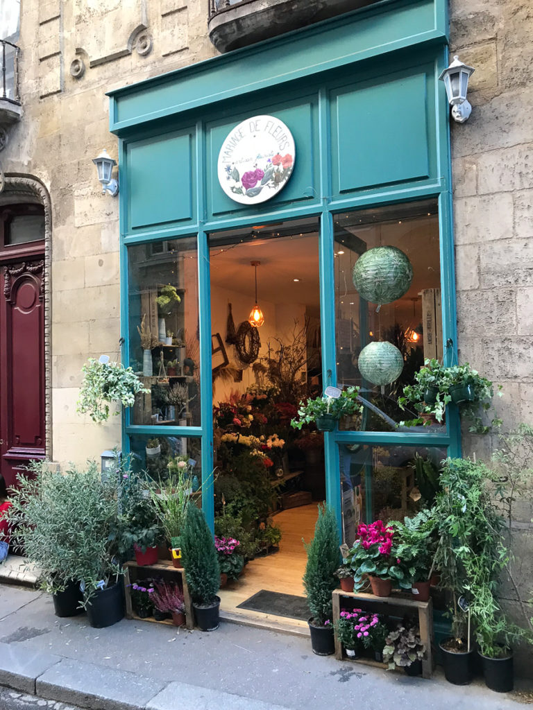 Marriage de Fleurs, Going Places Bordeaux shops