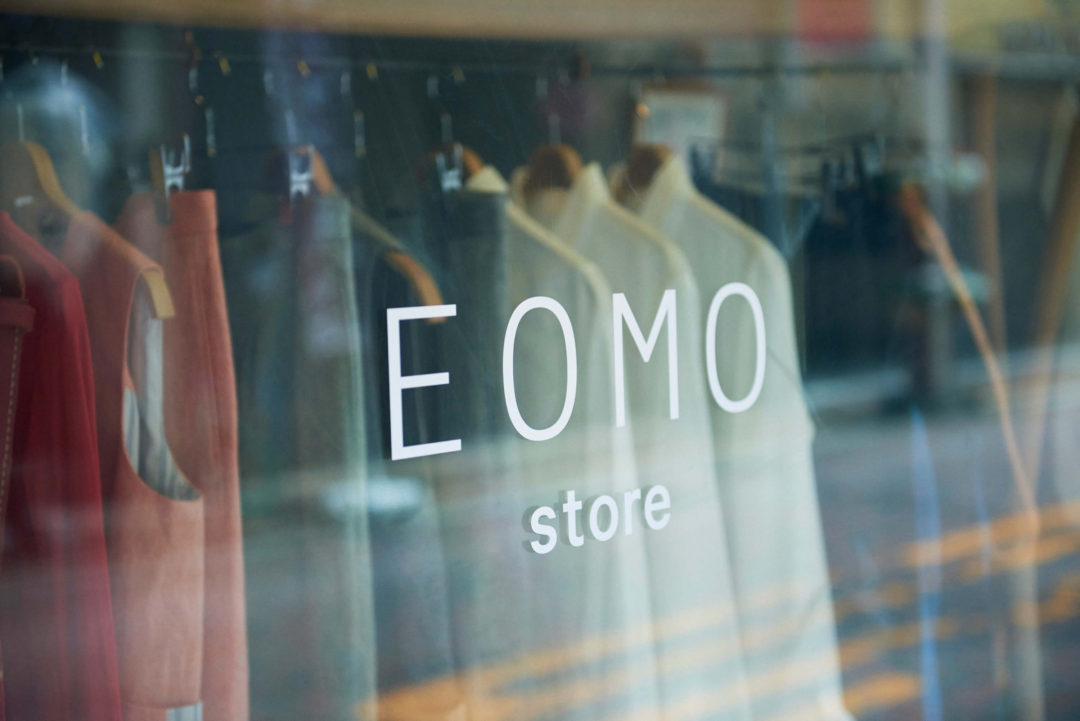 Eatable of Many Orders, EOMO store Atami